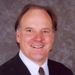 headshot of male Educational Foundation Board member William Hudgins