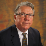 headshot of male Educational Foundation Board member Mike King