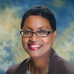 headshot of female educational foundation member Susan James